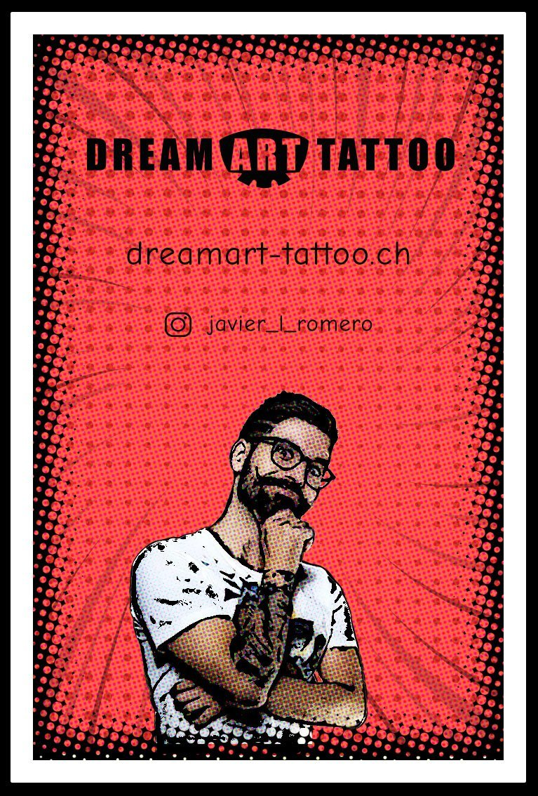 banner movil web dreams art tattoo